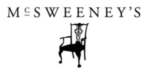 McSweeney's chair logo