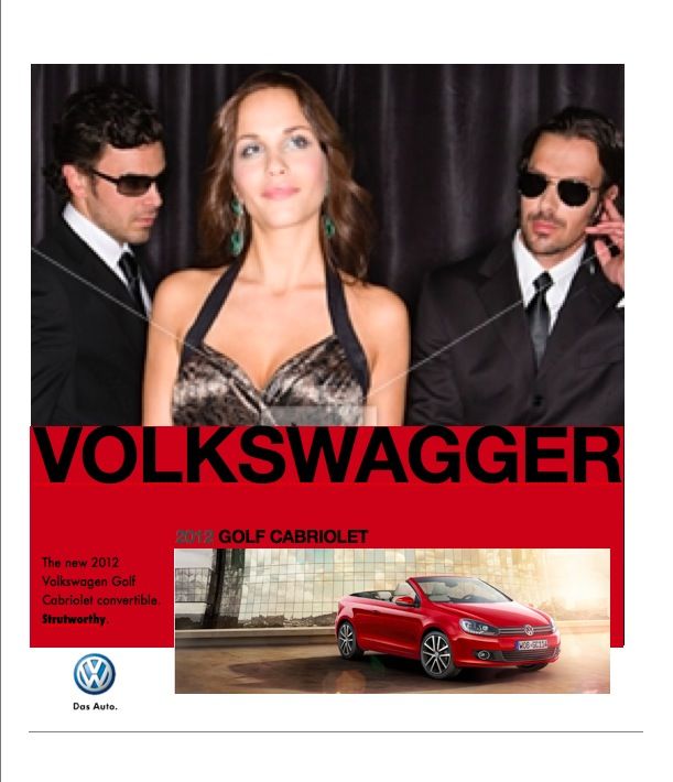 Volkswagen Ad Concept