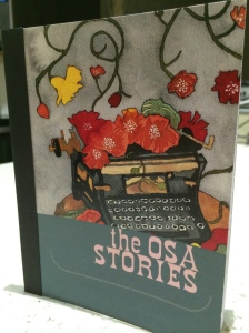 The OSA Stories chapbook