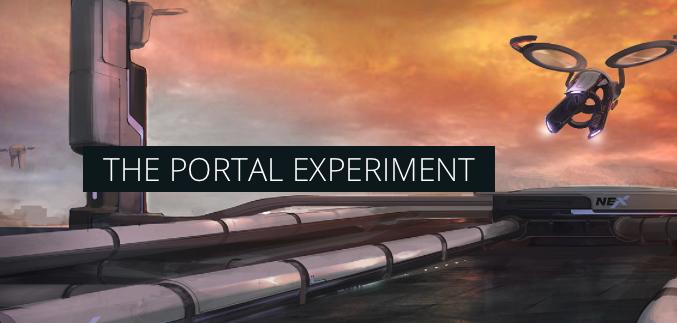 The Portal Experiment