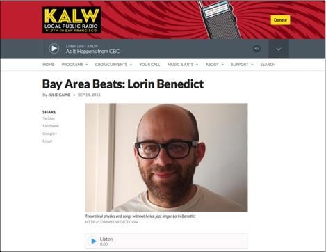 Lorne_Benedict_Bay_Area_Beats_KALW
