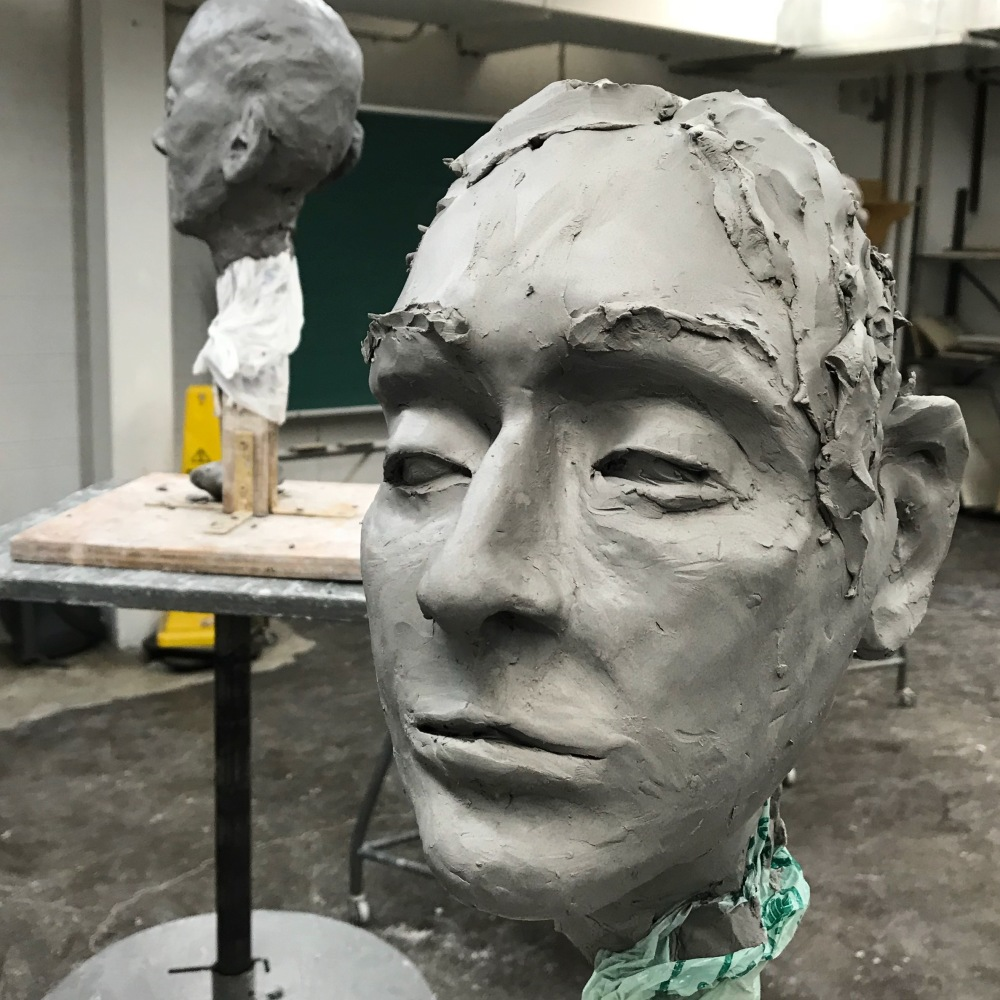 sculpture night
